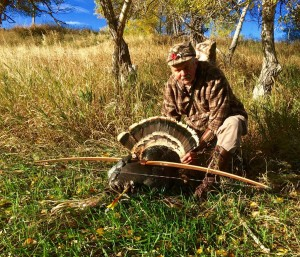 Pat Eastes Fall Turkey