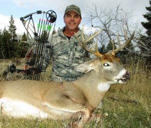 Ron Niziolek Montana Whitetail
