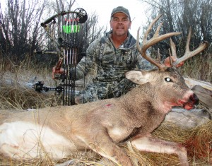 Ron Niziolek Wyoming Whitetail